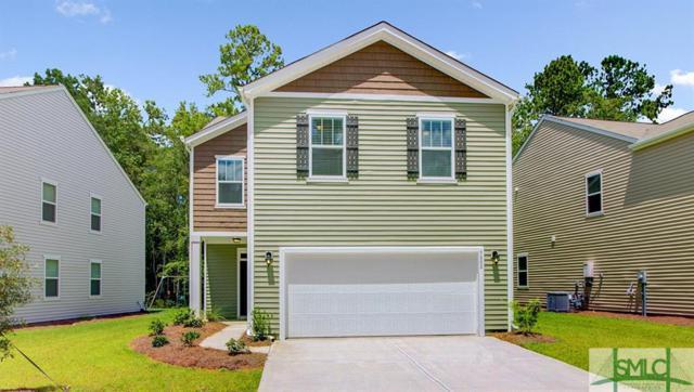217 Bellflower Circle, Guyton, GA 31312 (MLS #187062) :: Coastal Savannah Homes