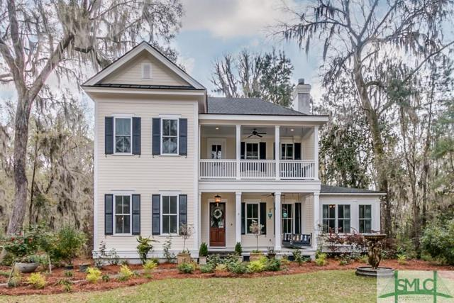 10 Long Creek Lane, Richmond Hill, GA 31324 (MLS #187068) :: The Arlow Real Estate Group