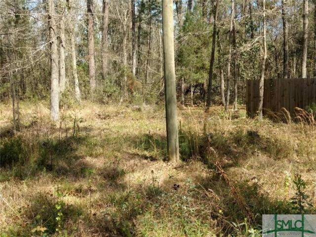 144 Deer Trail Lane, Midway, GA 31320 (MLS #187117) :: Karyn Thomas