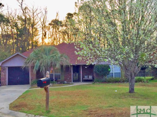 813 Sagewood Drive, Hinesville, GA 31313 (MLS #187132) :: The Arlow Real Estate Group