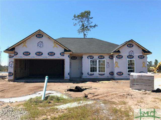 1296 Windrow Drive, Hinesville, GA 31313 (MLS #187147) :: The Arlow Real Estate Group