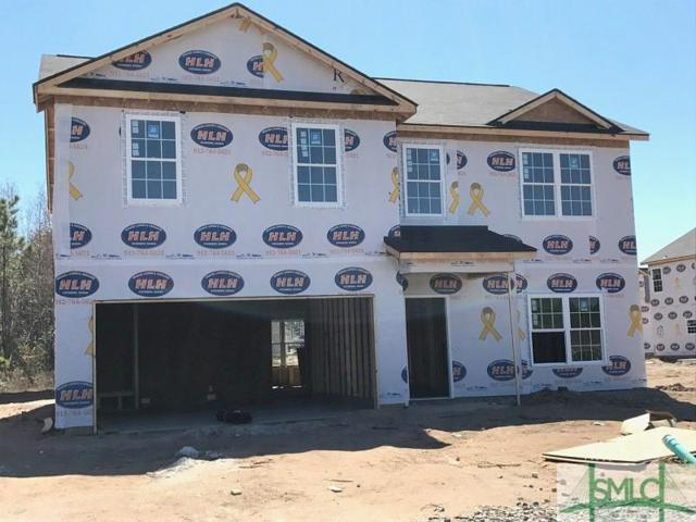 1603 Longleaf Court, Hinesville, GA 31313 (MLS #187149) :: The Arlow Real Estate Group