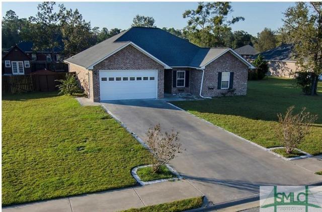 202 Appling Street, Hinesville, GA 31313 (MLS #187152) :: The Arlow Real Estate Group
