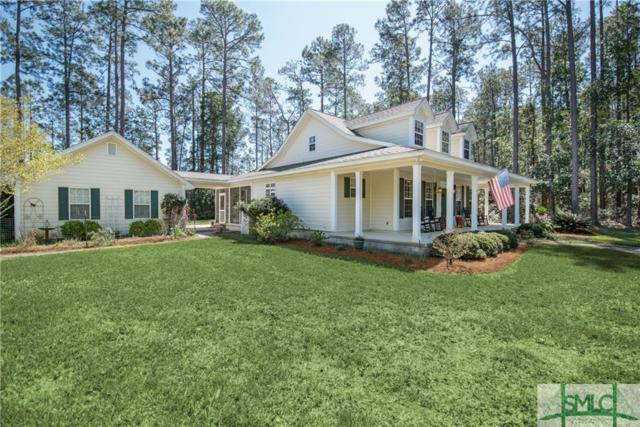 1134 Winterberry Court NE, Townsend, GA 31331 (MLS #187187) :: Coastal Savannah Homes