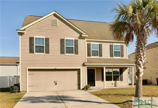 416 Valdez Court, Hinesville, GA 31313 (MLS #187188) :: The Arlow Real Estate Group