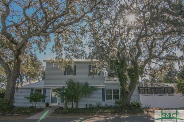 164 S Campbell Avenue, Tybee Island, GA 31328 (MLS #187230) :: The Arlow Real Estate Group