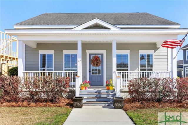 17 Crabapple Circle, Port Wentworth, GA 31407 (MLS #187233) :: The Arlow Real Estate Group