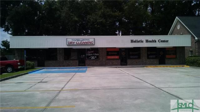 7035 Hodgson Memorial Drive, Savannah, GA 31406 (MLS #187272) :: The Arlow Real Estate Group