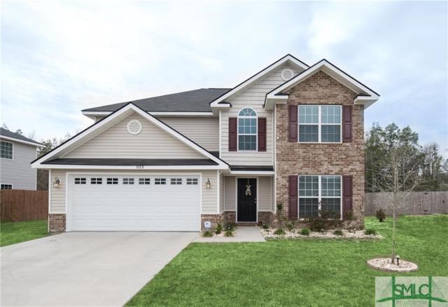 1029 Miles Crossing, Hinesville, GA 31313 (MLS #187281) :: The Arlow Real Estate Group