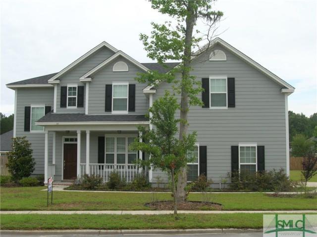 549 E Bristol Way, Richmond Hill, GA 31324 (MLS #187285) :: The Arlow Real Estate Group