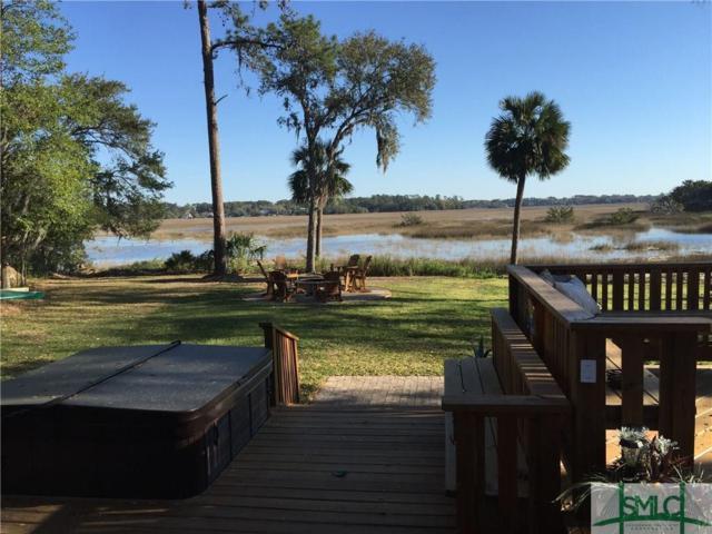 8 Eagle Point Drive, Savannah, GA 31406 (MLS #187313) :: The Arlow Real Estate Group