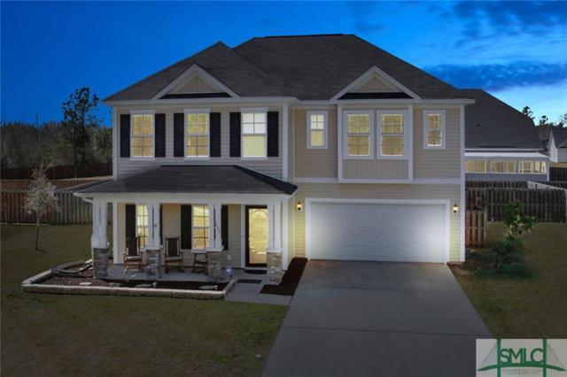 1053 Marne Boulevard, Hinesville, GA 31313 (MLS #187327) :: The Arlow Real Estate Group