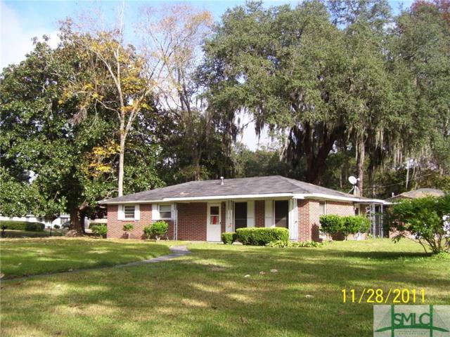 102 Paradise Drive, Savannah, GA 31406 (MLS #187333) :: The Arlow Real Estate Group