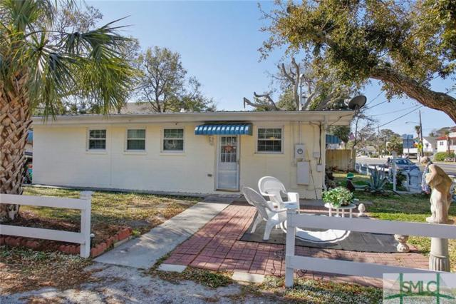 1010 Butler Avenue, Tybee Island, GA 31328 (MLS #187340) :: The Arlow Real Estate Group