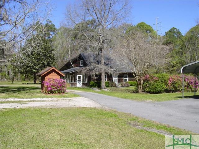 10073 Ferguson Avenue, Savannah, GA 31406 (MLS #187403) :: The Arlow Real Estate Group