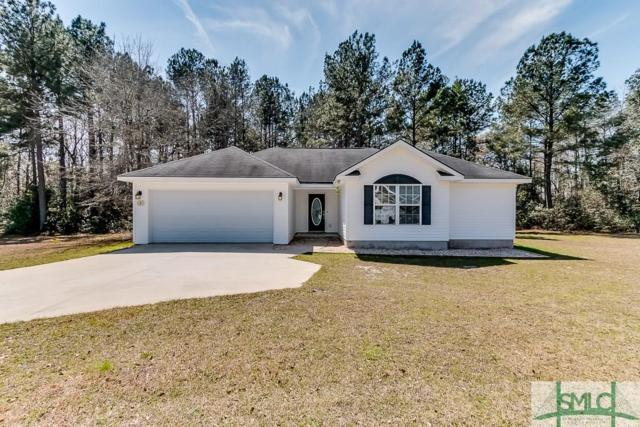 2 Gallberry Lane, Guyton, GA 31312 (MLS #187411) :: The Arlow Real Estate Group