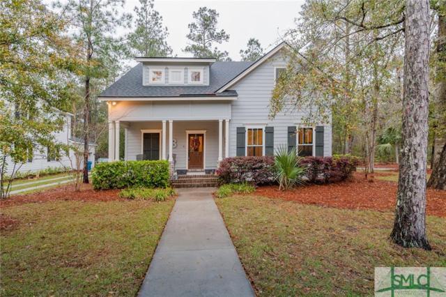 165 Blackjack Oak Drive E, Richmond Hill, GA 31324 (MLS #187417) :: The Arlow Real Estate Group