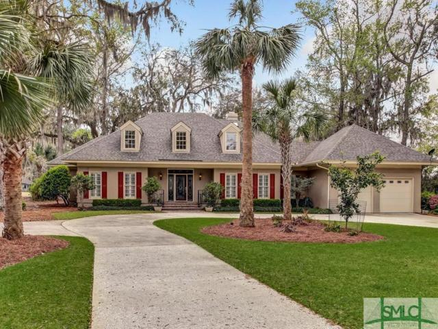 7 River Otter Lane, Savannah, GA 31411 (MLS #187439) :: Karyn Thomas