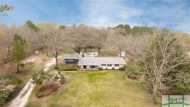 3238 Low Ground Road, Guyton, GA 31312 (MLS #187460) :: The Arlow Real Estate Group