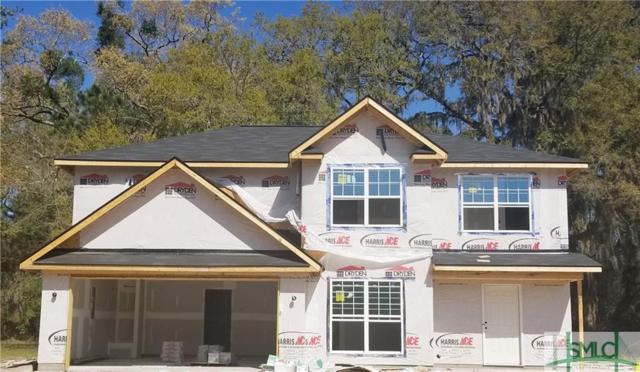 172 Maggie Lane, Allenhurst, GA 31301 (MLS #187462) :: Teresa Cowart Team