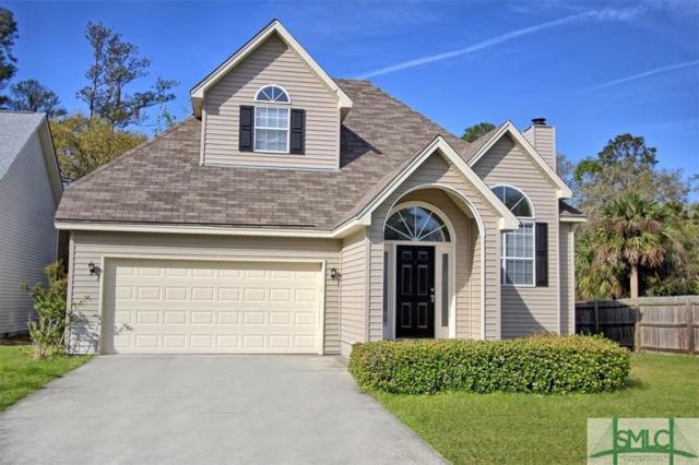 127 Vickery Lane, Savannah, GA 31410 (MLS #187474) :: Coastal Savannah Homes
