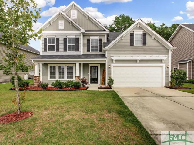 316 Casey Drive, Pooler, GA 31322 (MLS #187504) :: The Robin Boaen Group