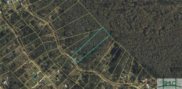 920 Pine Needle Drive, Ellabell, GA 31308 (MLS #187505) :: The Arlow Real Estate Group