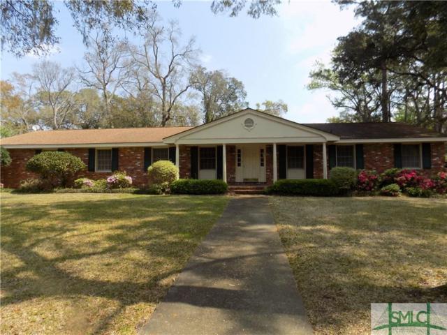 116 Winchester Drive, Savannah, GA 31410 (MLS #187516) :: The Arlow Real Estate Group