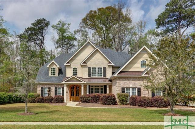 11 Woodland Creek Road, Savannah, GA 31405 (MLS #187525) :: Teresa Cowart Team