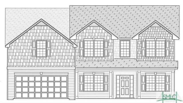 61 Timberland Trail, Richmond Hill, GA 31324 (MLS #187546) :: Coastal Savannah Homes