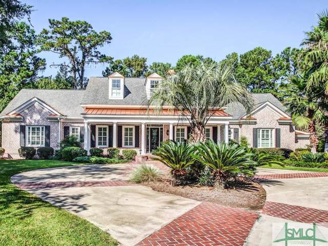 17 Marsh Harbor Drive N, Savannah, GA 31410 (MLS #187555) :: Liza DiMarco