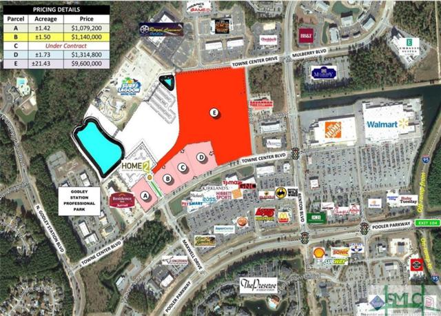 00 Towne Center Boulevard, Pooler, GA 31322 (MLS #187571) :: Teresa Cowart Team