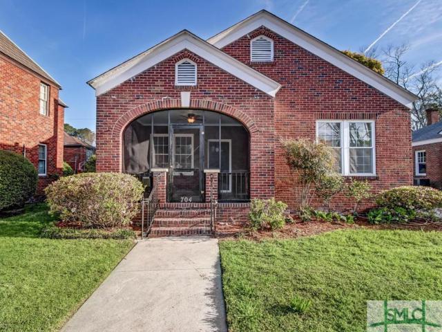 704 E 51st Street, Savannah, GA 31405 (MLS #187578) :: Heather Murphy Real Estate Group