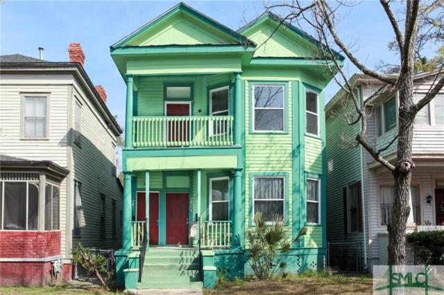 614 W 39th Street, Savannah, GA 31415 (MLS #187579) :: The Robin Boaen Group