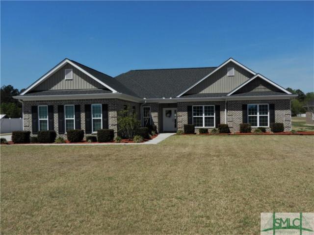 420 Wrigley Field Drive, Guyton, GA 31312 (MLS #187592) :: Coastal Savannah Homes