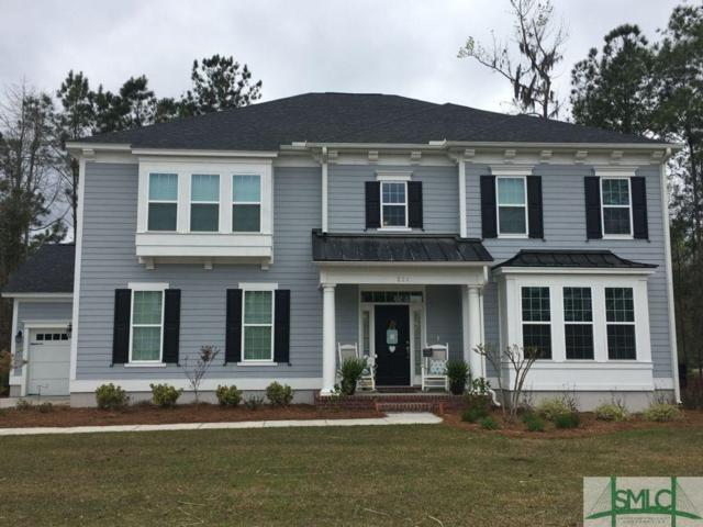 221 Claremont Way, Pooler, GA 31322 (MLS #187620) :: Teresa Cowart Team