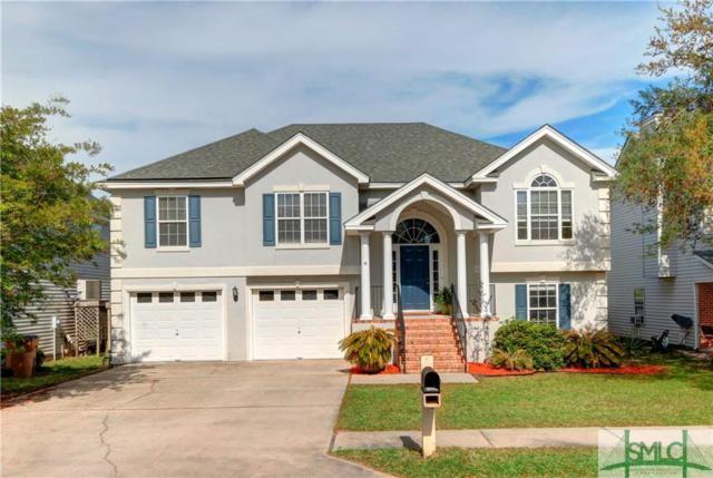 208 Fish Hawk Lane, Savannah, GA 31410 (MLS #187647) :: Coastal Savannah Homes