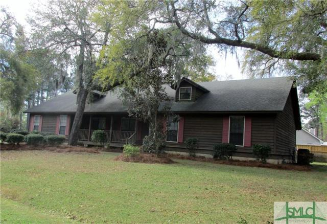 7 Talahi Drive, Savannah, GA 31410 (MLS #187667) :: Teresa Cowart Team