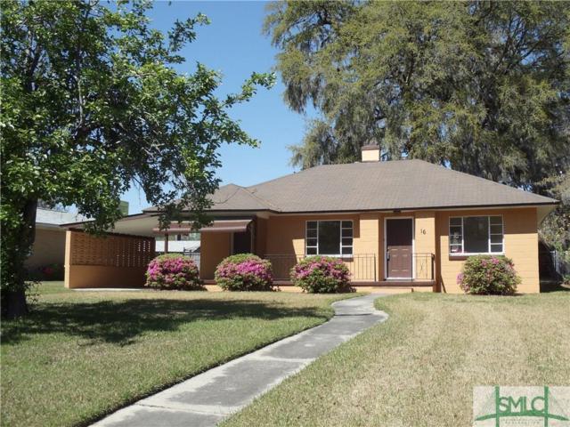 16 Linden Drive, Savannah, GA 31405 (MLS #187689) :: Karyn Thomas