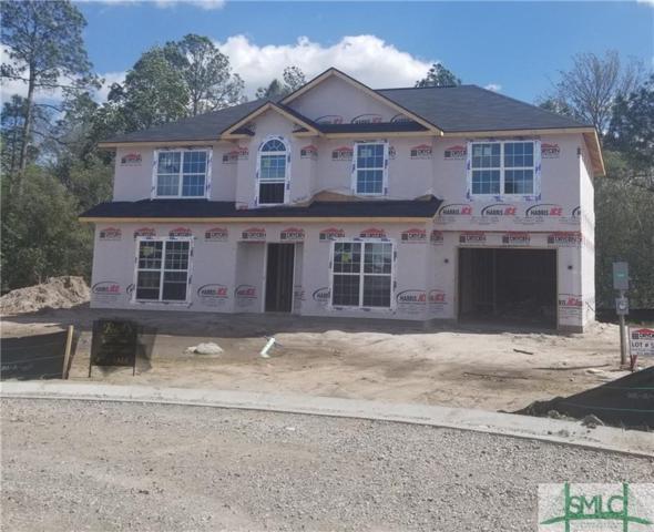 1404 Fawn Court, Hinesville, GA 31313 (MLS #187691) :: Teresa Cowart Team