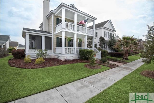 9 Parkside Boulevard, Port Wentworth, GA 31407 (MLS #187704) :: The Arlow Real Estate Group