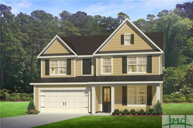 128 Palmer Place, Richmond Hill, GA 31324 (MLS #187724) :: The Arlow Real Estate Group