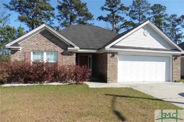 39 Montero Drive, Savannah, GA 31405 (MLS #187736) :: Teresa Cowart Team