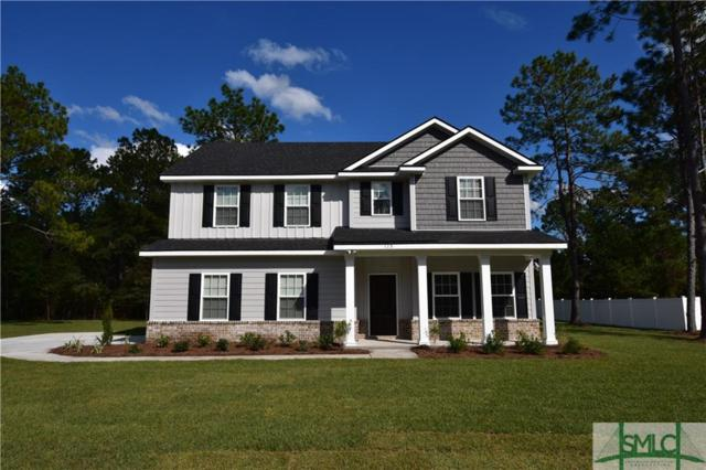 111 South Effingham Plantation Drive, Guyton, GA 31312 (MLS #187740) :: Coastal Savannah Homes