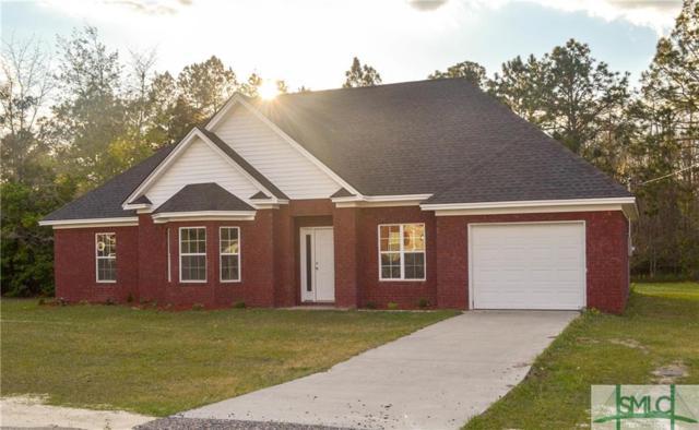 71 Kathy Road, Hinesville, GA 31313 (MLS #187748) :: Karyn Thomas