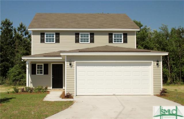 140 Ristona Drive Drive, Savannah, GA 31419 (MLS #187777) :: Teresa Cowart Team