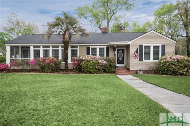 406 Columbus Drive, Savannah, GA 31405 (MLS #187781) :: Teresa Cowart Team