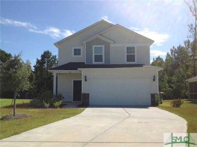 150 Hamilton Grove Drive, Pooler, GA 31322 (MLS #187788) :: The Arlow Real Estate Group