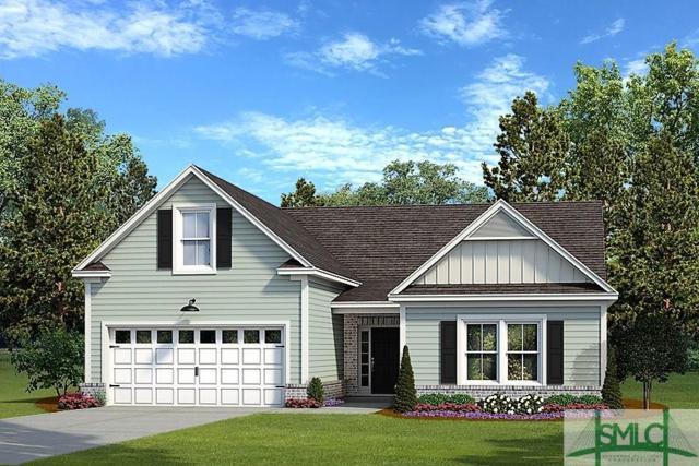 2 Ashstead Lane, Pooler, GA 31322 (MLS #187790) :: Coastal Savannah Homes