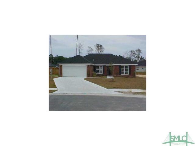 7 Pan Court, Savannah, GA 31405 (MLS #187800) :: Coastal Savannah Homes